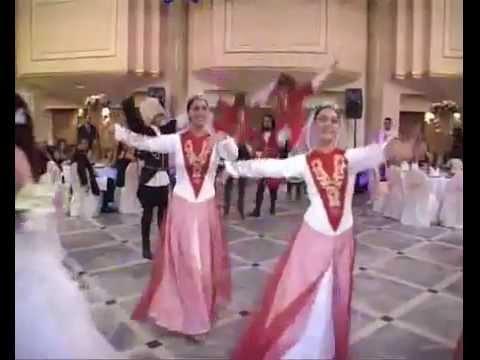 Армянская свадьба в Ливане