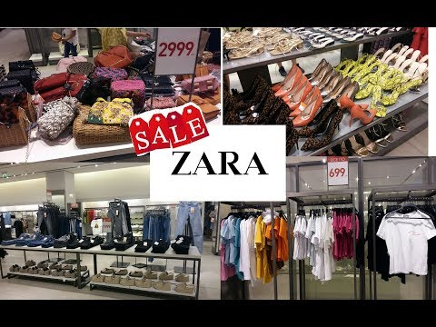 Шоппинг влог  #ZARA.РАСПРОДАЖА/Самый большой обзор!!!