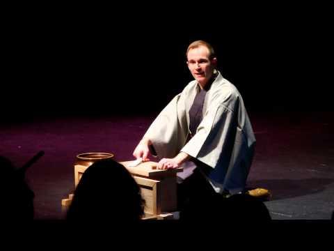 Rakugo Performance - Portland Community College - Matthew Shores