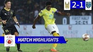 Hyderabad FC 2-1 Kerala Blasters FC - Match 14 Highlights | Hero ISL 2019-20