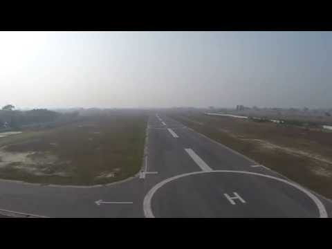 Onboard video from IIT-Rex way point navigation flight using NAAVIK