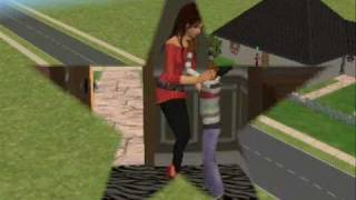 Sims2 Läspiska two girls who may one adoptivsbarn