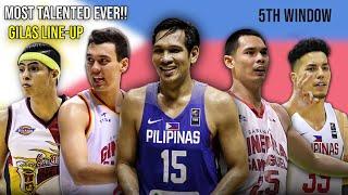 TEAM PILIPINAS NEW 20-MAN POOL | SANTOS, KAI IN ; BLATCHE, ROMEO OUT! | 5TH WINDOW