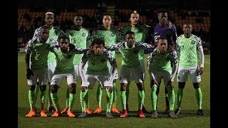Nigeria are ranked 19th most expensive squad in Russia 2018