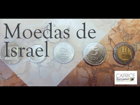Explicando As Moedas De Israel