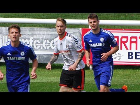 U21s: Fulham 1-3 Chelsea