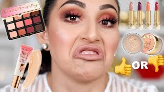 Download TOO FACED PEACHES & CREAM COLLECTION FIRST IMPRESSIONS | BEAUTYYBIRD Mp3 and Videos