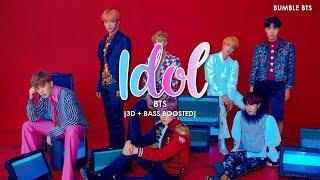 Gambar cover [3D+BASS BOOSTED] BTS (방탄소년단) - IDOL (FT. NICKI MINAJ) | bumble.bts