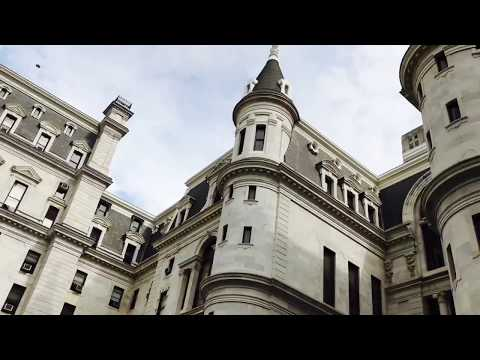 Philadelphia Travel from Mutter to City Hall - Part 1