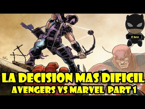 Avengers vs marvel universe parte 1 - COMIC NARRADO