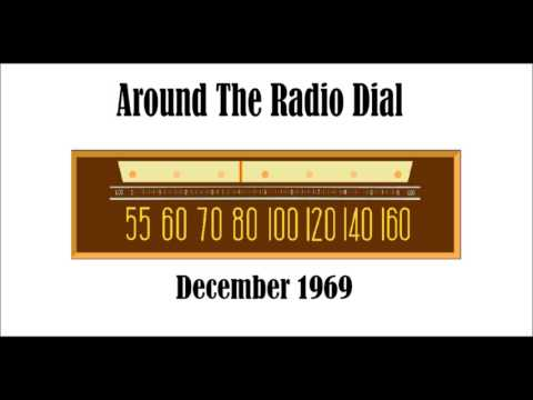AROUND THE RADIO DIAL–DECEMBER 1969