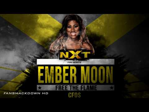 """WWE NXT   """"Free The Flame"""" by CFO$ (Ember Moon 1st Theme Song)"""