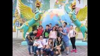 Crystal Ong 王雪晶同学会 2015 Penang Trip Slideshow