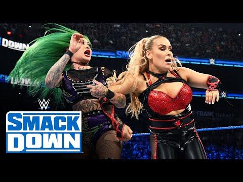 Shotzi & Nox vs. Natalya & Tamina - Championship Contender Match: SmackDown, Aug. 20, 2021