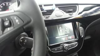 Opel Corsa E Einparkhilfe