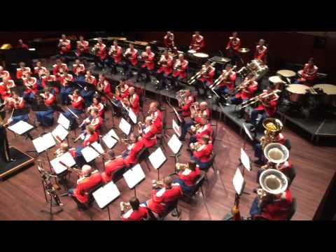 Marine Band: The Stars and Stripes Forever (Sousa)