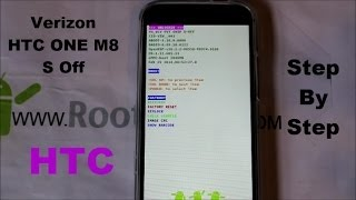 How to get S off & Bootloader unlock the HTC One M8
