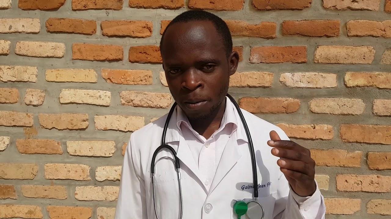 Umuvuduko w'amaraso waba wandura? Menya byinshi ku muvuduko hamwe na Dr GAKINDI.