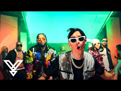 Yandel x Nio Garcia x Brray Ft. Juanka, Catalyna – Hasta Abajo Le Doy (Video Oficial)