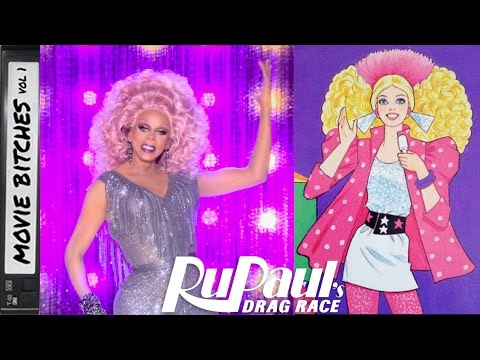 """RuPaul's Drag Race Season 9 Episode 6 """"Snatch Game"""" Review - MovieBitches RuView"""