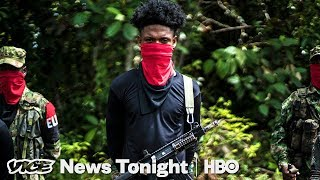Colombia's Failing Peace Deal & Migrant Clinics: VICE News Tonight Full Episode