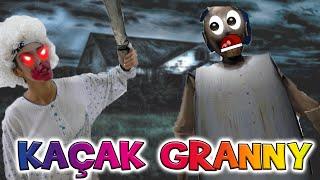 👿 Kendinden Kaçan Granny 👿 | Roblox Granny Tükçe