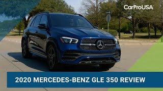 2020 Mercedes-Benz  GLE 350 Review and Test Drive