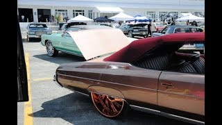Donk Day 2019 Car Show Miami Florida, Big Rims, Donks, Amazing Cars