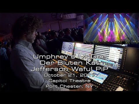 Umphrey's McGee: Der Bluten Kat [4K PiP Waful Cam] 2017-10-21 - Capitol Theatre; Port Chester, NY