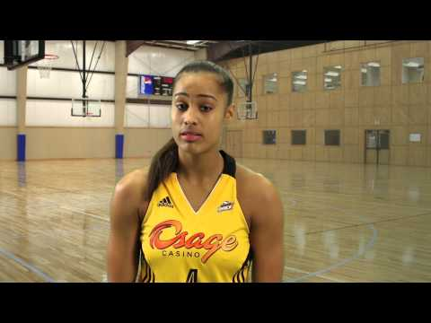 Blue Cross and Blue Shield of Oklahoma Health Tip with Skylar Diggins