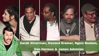 Sarah Silverman, Howard Kremer, Ngaio Bealum, Dan Harmon & James Adomian | Getting Doug with High thumbnail