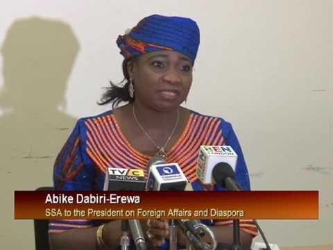 Abike Dabiri Warns Nigerians To Avoid Libya