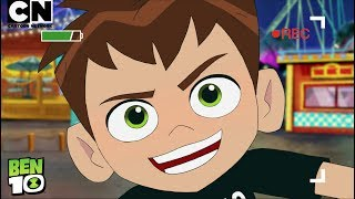 Ben 10 | Sweet Moves | Cartoon Network