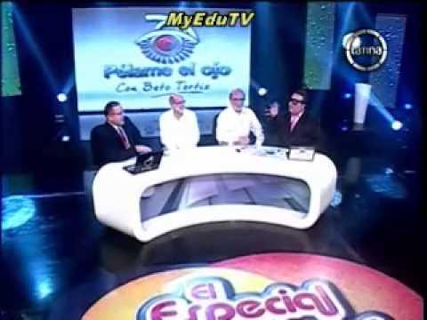 El Especia del Humor 10 años  ABRE LOS OJOS con BETO ORTIZ y DANIEL ABUGATTAS 05-07-2013 / P. 1