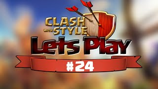 Clash of Clans   Let's Play #24   Hunting For DE!