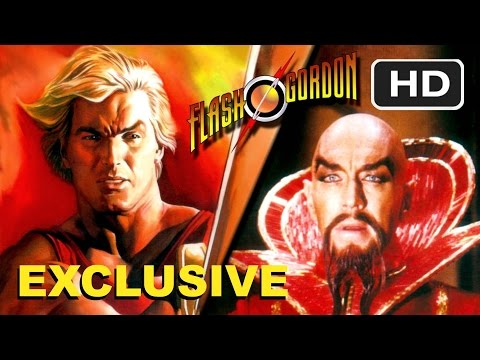 Queen - Football Fight / Flash Gordon - Music Video (1980)
