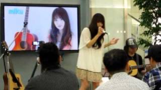 2010.5.05 ロックシティ大垣でのライブ.