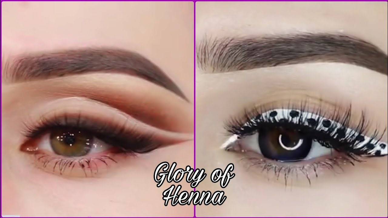 Different Eyeliner Tutorials How To Apply Eyeliner By Glory Of