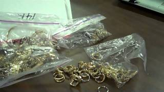 Tips for Scrap gold buyers pickers FAKES Red Flag - stories