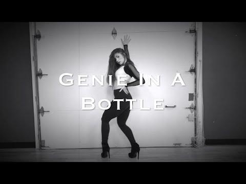 Jess Cummings - Genie In A Bottle Christina Aguilera
