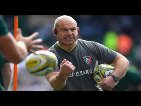 Leicester's former head coach Richard Cockerill to take charge of Edinburgh