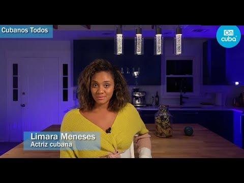 "Cubanos todos: Limara Meneses, una cubana ""camaleónica"""