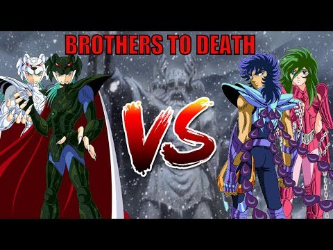SAINT SEIYA ORIGINAL SOUNDTRACK - TIES BETWEEN BROTHERS - ASGARD FIGHT