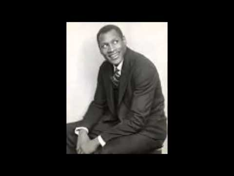 Paul Robeson Zot Nit Keynmol (Song Of The Warsaw Ghetto)