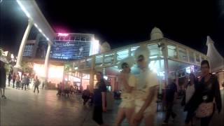 Halloween 2015 ~ Las Vegas Strip - GoPro