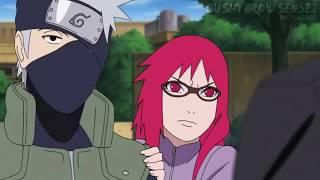 Karin Uzumaki fall in love with Naruto
