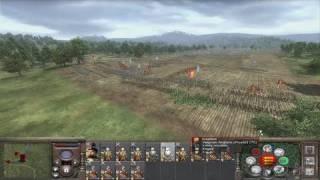 Medieval II: Total War PC Games Gameplay - The Battle Begins