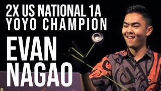 Evan Nagao - 1st Place - 1A Final - 2018 US Nationals - Presented by Yoyo Contest Central