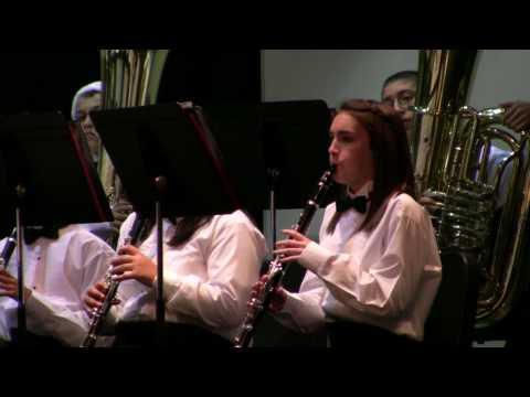 PJHS Honors Band 12/15/09 - Latin Bell Carol