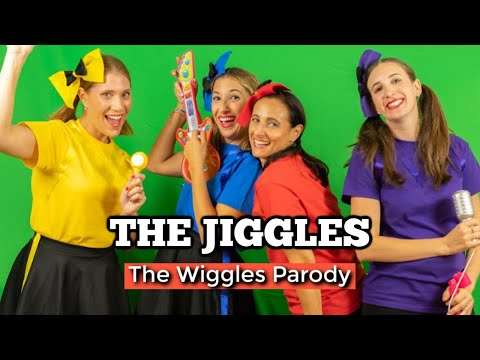 THE WIGGLES PARODY: Big Red Car, Fruit Salad, Rock A Bye Your Bear, Can You Point | Momjo